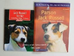 Daniel, Alexandra/Struck, Eva  Konvolut 2 Hundebücher: 1. Jack-Russell-Terrier. Anschaffung, Pflege,,Erziehung 2. Parson Jack Russell
