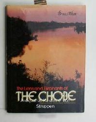 Aiken, Bruce  The Lions and Elephants of The Chobe. Botswana