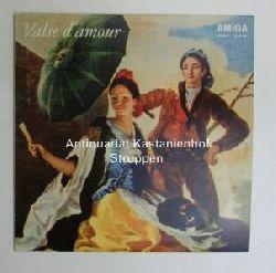 Diverse  1 Schallplatte LP Valse d