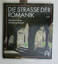 Kaps, Sebastian ; Boeckh, Wolfgang  Die Strasse der Romanik. Bilder aus Sachsen-Anhalt.,Fotos von Sebastian Kaps. Text von Wolfgang Boeckh.