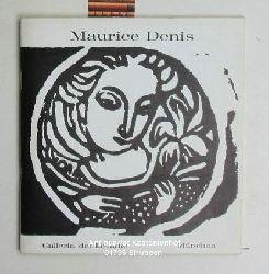 Denis, Maurice; Russoli, Franco  Maurice Denis. Galeria del Levante. Ausstellung 27. Januar bis 27. Februar 1966. Einleitung von Franco Russoli.,Katalog Nr. 21.