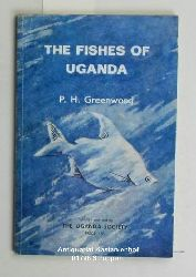 Greenwood, P. H.  The Fishes of Uganda. Englisch.
