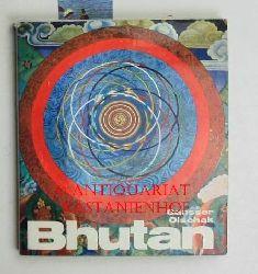 Olschak, Blanche C.  Bhutan. Land der verborgenen Schätze.,Fotos Ursula und Augusto Gansser. Text Blanche C. Olschak.