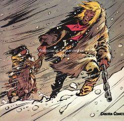 Longway, Buddy  Derib. Chinook. Aus dem Französischen von Marianne Knolle.