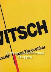 Malewitsch, Kasimir  Malewitsch.,Künstler und Theoretiker.