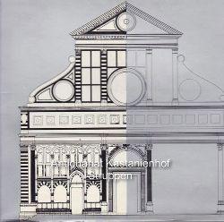 Borsi, Franco; Alberti, Leon Battista  Leon Battista Alberti,Das Gesamtwerk.