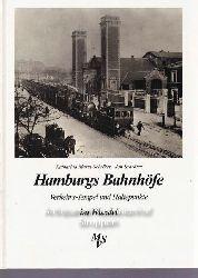 Marut-Schröter, Katharina ; Schröter, Jan  Hamburgs Bahnhöfe.,Verkehrs-Tempel und Haltepunkte im Wandel.