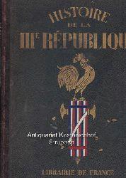 Heritier, M. Jean  Histoire de la IIIe Republique.,Tome II.