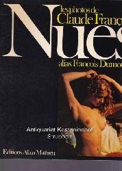 Francois, Claude alias Dumoulin, Francois  Les photos nues.