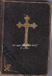 Diverse  Evangelisches Gesangsbuch zur Einführung in der Provinz Brandenburg 1884..