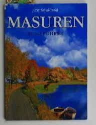 Szynkowski, Jerzy  Konvolut 3 Bücher über die Masuren,1. MasurenLand der tausend Seen, Reiseführer