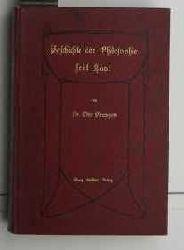 Gramzow, Otto  Geschichte der Philosophie seit Kant,Leben und Lehre der neueren Denker in gemeinverständlichen Einzeldargestellungen
