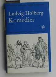 Holberg, Ludvig  Komedier, Bind 2,Udgivet med efterskrift af Sven Moller Kristensen