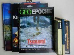 Asimov, Isaac u.a.  Konvolut sechs Katastrophen-Bücher:,1. Asimov: Die Apokalypsen der Menschheit;