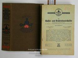 Schulze, Gustav; Vollhardt, E. u.a. (Hrsg.)  Konvolut 28 Hefte: Der Wasser- und Brückenbautechniker (Nr. 1-16, 18-28), Tiefbau (Nr. 17),1. Planimetrie, I. Teil; 2. Planimetrie I Brief 2; 3. Planimetrie I Brief 3;