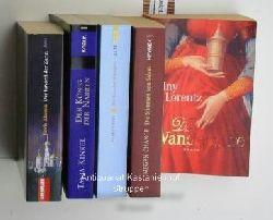 Akunin, Boris u.a.  Konvolut fünf Historische Romane:,1. Akunin: Der Favorit der Zarin;