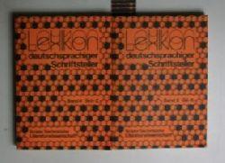 Günter Albrecht; Kurt Böttcher; Herbert Greiner-Mai; Paul Günter Krohn  Konvolut 2 Lexika: Lexikon deutschsprachiger Schriftsteller - Von den Anfängen bis zur Gegenwart,Band 2: Gö-K  Band 4: Sch-Z