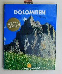 Ritschel, Bernd;  Hüsler, Eugen E.  Dolomiten,Wunderwelt der Berge
