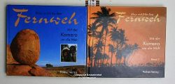 Beer, Klaus und Erika  Konvolut zwei Bücher der Autoren - Fernweh,Mit der Kamera unterwegs; 1. Australien bis Algerien; 2.Hongkong bis Neuseeland - Band 2