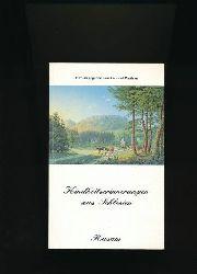 Paulsen, Gundel u.a.  Konvolut drei Bücher über Schlesien:,1. Paulsen: Kindheitserinnerungen aus Schlesien;