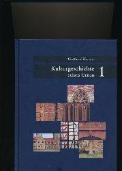 Kiesow, Gottfried  Konvolut zwei Bücher: Kulturgeschichte sehen lernen, Band 1 und 2,Monumente - Publikationen