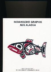 König, Viola  Indianische Graphik aus Alaska,in der Völkerkunde-Abteilung des Niedersächsischen Landesmuseums Hannover