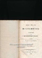 Jacobi, Friedrich Heinrich  Eduard Allwills,Briefsammlung; mit einer Zugabe von eigenen Briefen; Ausgabe letzter Hand.