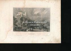 Falckenberg - Original-Stahlstich,Aus d. Kunstanst. d. Bibliogr. Instit. in Hildbh.