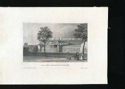 Der neue Cursaal in Wiesbaden - Original-Stahlstich,Aus d. Kunstanst. d. Bibliogr. Instit. in Hildbh.