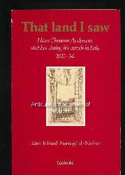 Nørregård-Nielsen, Hans Edvard  That Land I Saw,Hans Christian Andersen