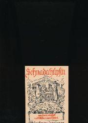 Kobell, Franz von  Schnadahüpfln,Münchner Lesebogen Nr. 21; Bilder von F. Pocci