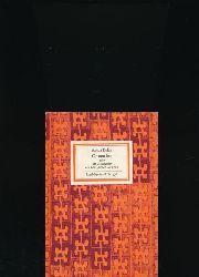 Behn, Aphra  Oroonoko oder Die Geschichte des königlichen Sklaven. Insel-Bücherei Nr. 596.,Übertragen von Christine Hoeppener; Nachwort und Anmerkungen von Günter Weise