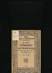 Boll, Franz; Bezold, Carl  Sternglaube und Sterndeutung,Die Geschichte und das Wesen der Astrologie