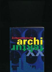 Asensio Cerver, Francisco; Asensio, Paco [Hrsg.]  Zeitgenössische Architektur