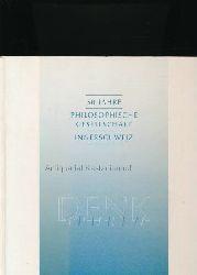 Abbt, Imelda; Hürlimann, Kaspar  Denkspuren,50 Jahre Philosophische Gesellschaft Innerschweiz