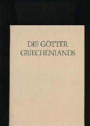 Bonnard, Andre  Die Götter Griechenlands,mit vierzig Illustrationen