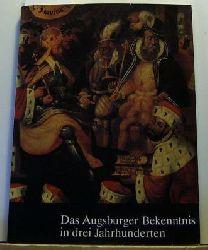 Jesse, Horst (Herausgeber)  Das  Augsburger Bekenntnis in drei Jahrhunderten, 1530, 1630, 1730,,Mit Beiträgen von Ernst-Wilhelm Kohls u.a.. Erste Auflage.
