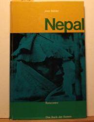 Buhler, Jean  Nepal.,Aus dem Französischen übersetzt von Carlo Bach. Erste deutsche Ausgabe.