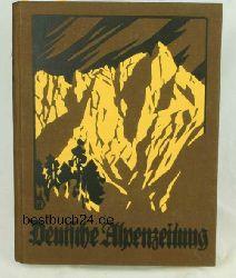 Deutsche Alpenzeitung,23. Jahrgang, 1928