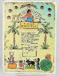 Der  aegyptische Struwwelpeter,Die Erstausgabe erschien im Jahre 1895 bei Carl Gerolds Sohn in Wien;
