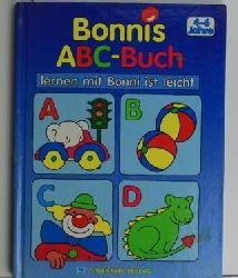 Bonnis ABC-Buch,Lernen mit Bonni ist leicht, deutsche Erstausgabe