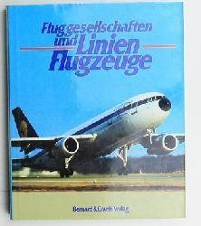 Fluggesellschaften und Linien-Flugzeuge