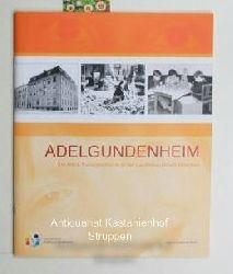 Heß, Johanna  Adelgundenheim,,ein Stück Sozialgeschichte in der Landeshauptstadt München