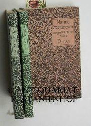 Cvetaeva, Marina Ivanovna  Ausgewählte Werke, drei (3) Bände,,Marina Zwetajewa. Herausgegeben von Edel Mirowa-Florin, aus dem Russischen, deutsche Erstausgabe
