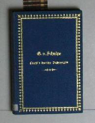 Petöfi, Alexander  Liederkranz aus Alexander Petöfis lyrischen Dichtungen,,übersetzt von Georg von Schulpe, 2. vermehrte und verbesserte Auflage