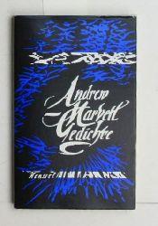 Marvell, Andrew  Gedichte,Übertragen und herausgegeben von Werner Vordtriede, zweisprachig, deutsche Erstausgabe, 1800 Exemplare
