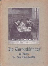 Bindschedler, Ida  Die Turnachkinder im Winter.,Erzählungen. Für Knaben und Mädchen von 8-14 Jahren. 14. bis 18. Tausend.