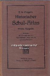Putzger, Friedrich Wilhelm; Baldamus, Alfred ; Schwabe, Ernst ; Ambrosius, Ernst  Putzgers Historischer Schul-Atlas.,Große Ausgabe.