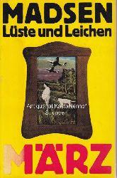 Madsen, Svend Age  Lüste und Leichen.