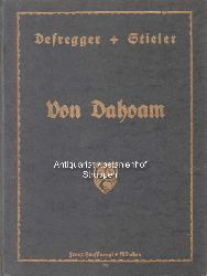 Defregger, Franz von  Von Dahoam.
